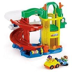 Geschenkidee für Kinder: Fisher Price Parkgarage für nur 27,49€ inkl. Versand