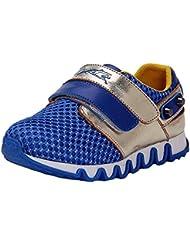 DADAWEN Kid S Hook And Loop Athletic Running Shoe Sneaker Toddler Little Kid Big Kid