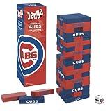 USAopoly Chicago Cubs Jenga