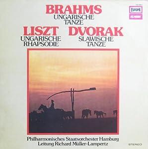 Brahms/Liszt/Dvorak: Ungarische & Slawische Tänze