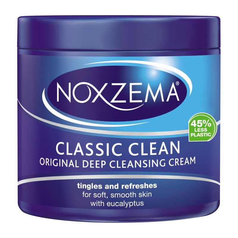 Beauty History: NOXZEMA Celebrates 100th Anniversary - Classic Clean, Ultimate Clear Lines Get A New Look: Review