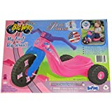 "My 1st Lil Princess Big Wheel 9"" Trike By The Original Big Wheel With Black Wheels"