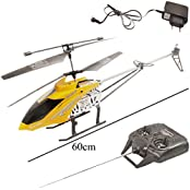 SJ 60 CM RECHARGEABLE Remote Radio Control Helicopter RC Toys Kids Gift -R61