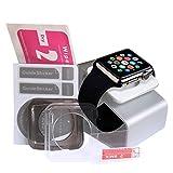 APPLE WATCH BUNDLE: Aluminum Apple Watch Stand [Docking Station / Cradle Holder] | Apple Watch Case X2 | Apple...
