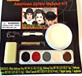 American Gothic Makeup Kit Face Paint Crayon Cream Blood Costume Accessory NIP