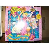 "Betty Spaghetty ""Zoe & Betty & Hannah Slumber Party"""