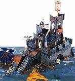 Le Toy Van Large Wooden Mystic fortress Castle