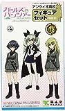 1/35 Girls und Panzer Anzio High School Figure Set (three bodies) by Platts