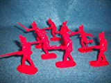 Armies in Plastic American War of 1812 and Waterloo British Army Offered By Classic Toy Soldiers, Inc