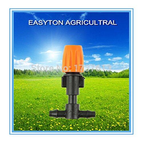 Generic Adjustable Sprinkler With Tee Connector