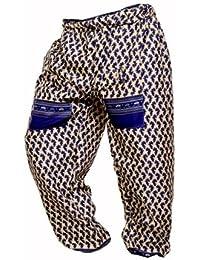 NEW ALIBABA HAREM Cotton Harem Pant Afgani Trouser Printed Pajama