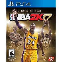 NBA 2K17 - Legends Gold - PlayStation 4