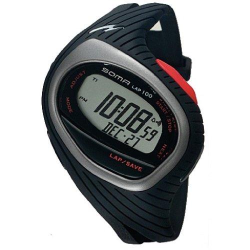 ソーマ(SOMA) RunOne100Mediumミディアムサイズ ブラック DWJ03-0001