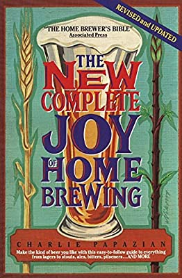 New Compl. Joy Home Brew, Papazian, Charles, Used; Good Book
