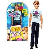 """Mattel Year 2010 Barbie """"The Ultimate Boyfriend"""" Series 12 Inch Doll - Sweet Talkin Ken With Blue De"""