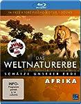 Das Weltnaturerbe - Schätze unserer Erde - Afrika [Blu-ray]