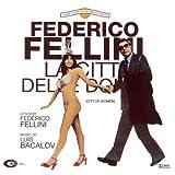 女の都 (1980年作品) (La Citta' Delle Donne) (City of Women) [日本語帯付輸入盤] [Limited Edition, Soundtrack] / ルイス・バカロフ (CD - 2012)