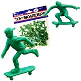 Mindtwister USA AJ's Toy Boarders, Skate Series 1 Action Figures