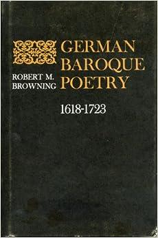 Baroque Literature in Germany