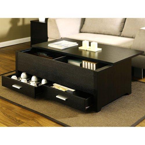 247SHOPATHOME Coffee table, brown