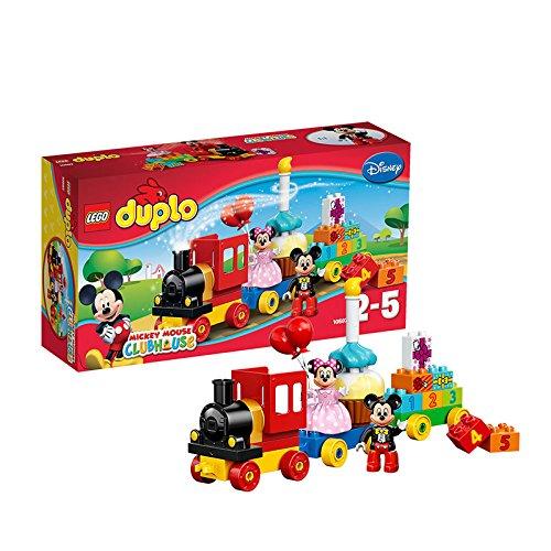 Lego Duplo Brand Disney Mickey and Minnie Birthday Parade Building Kit   10597