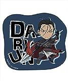 The Heroic Legend of Arslan 02.Daryun Magnet Sticker 50831