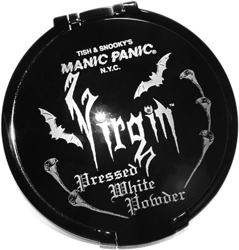 Great Group Halloween Costumes: The Addams Family - Manic Panic Virgin White Pressed Powder Gothic Vampire