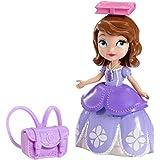 Disney Sofia The First Feature Figurine Sofia Book, Purple