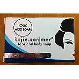 Kojie San Men Face And Body Whitening Soap For Men 135g