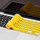 "Crystal Guard Tpu Soft Silicone Keyboard Case Cover Protector For Apple Macbook Air 13.3"",Pro 13.3"",Retina Pro... - B00NJK1XPY"