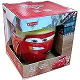Disney Cars Porcelain Mug Set, 300ml, Set Of 2, Multicolour