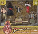 Indiana Jones Collectible Figures - Disney Parks Authentic Original