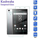 """Front & Back Tempered Glass Screen Protector For Sony Xperia Z5 Premium Dual (5.5"""") -Pack Of 2"""