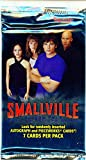 Inkworks Smallville Season Four Premium Trading Card Pack