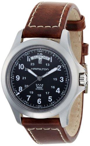 [ハミルトン]HAMILTON 腕時計 Khaki Field King(カーキ フィールド キング) 国内限定品 H64451593 メンズ 【正規輸入品】