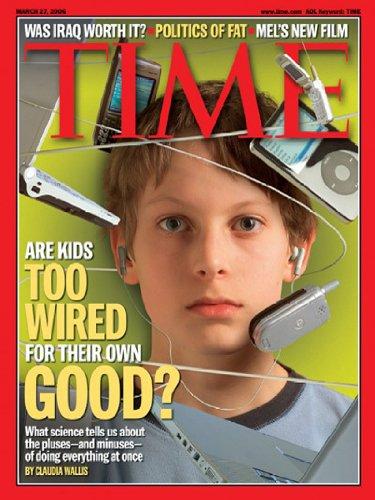 Time Magazine: Wired Kids