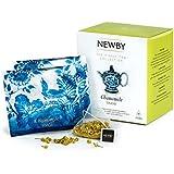Newby Teas Chamomile Silken Pyramid, 20g (Pack Of 10)