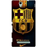 Tall_football_club Design 3D Printed Hard Back Case Cover For Sony Xperia Z
