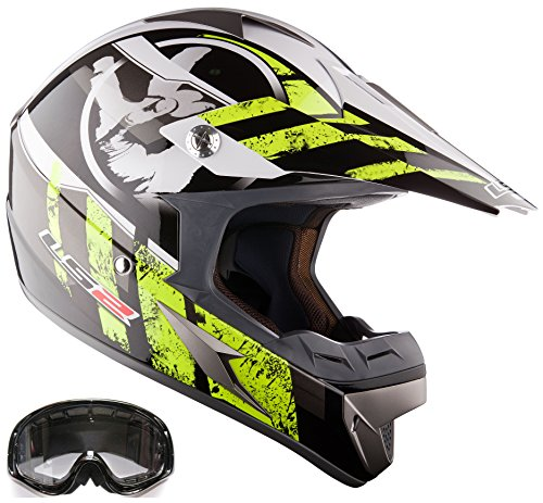 Off Road Casco LS2 MX433
