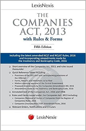 Lexis Nexis Companies Act 2013