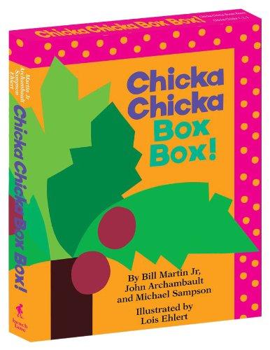 Chicka Chicka Box Box!: Chicka Chicka Boom Boom; Chicka Chic