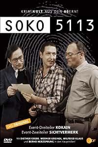SOKO 5113 - Kokain / Sichtvermerk: Amazon.de: Werner