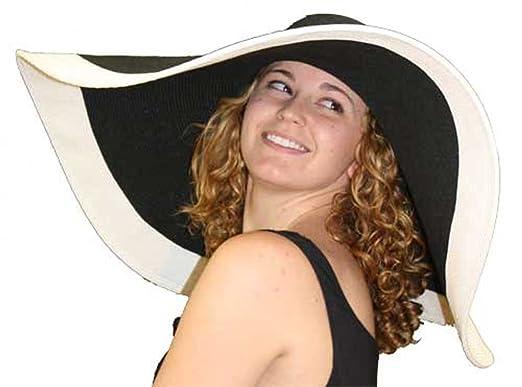 Rebecca Ladies Wide Brim Derby Hat