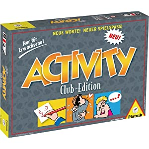 Bei amazon: Activity Club Edition für 33,98 €