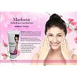 Markwin Marks & Scar Face Wash Gel - 100 Gm