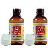 Rks Aroma Scalp Vitaliser Oil, 50Ml (Pack Of 2)