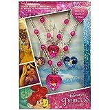 Disney Princess Jeweler Box Set 4 Piece