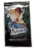 Ghost Files Yu Yu Hakusho TCG Trading Card Game GREEN Booster Pack 2003