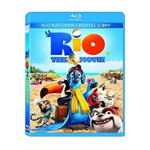 Rio Blu-Ray DVD Combo