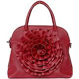 Rose Handbag (Rosette Purse) - Colors Available